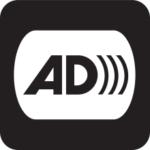 audio described icon